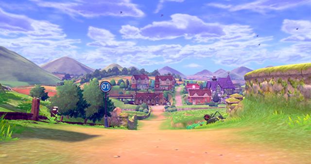 <b>【精灵宝可梦 剑盾】第八世代题材取自于英国,英国玩家PO图证实!</b>