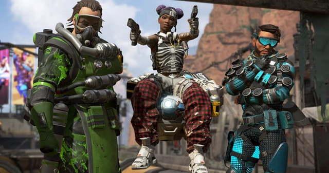 <b>【Apex Legends】更新进度将延至3月12日,发放通行证与预计实装新角色!</b>
