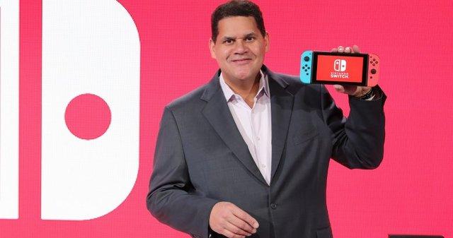 <b>【Nintendo】美国任天堂总裁 Reggie 惊爆退休,传承 Doug Bowser 持续发展!</b>