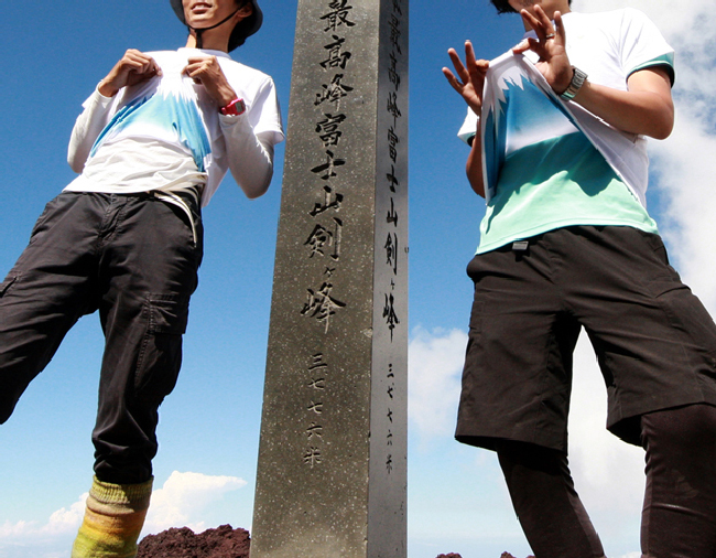 2.富士山礼品-T恤4