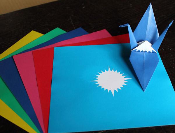 5.富士山礼品-折纸1
