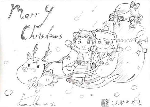 line原創插畫家-瓦勒與布卡-20141225