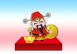2016台北燈節-歡喜財神獻元寶