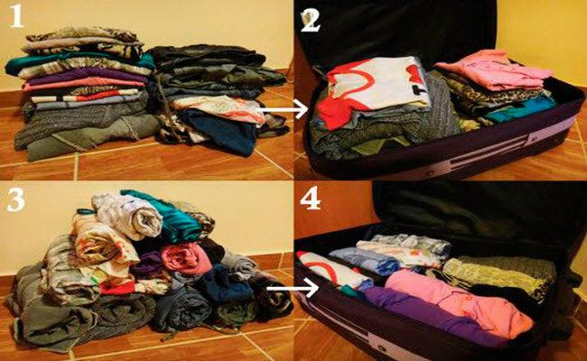 行李打包收納方法7