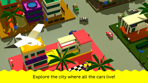 City Cars Adventures