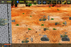 Guns Of War Free Game