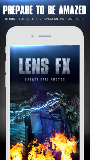 LensFX Epic Photo Effects