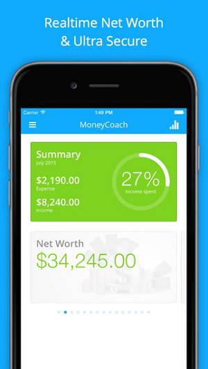 Personal Finance MoneyCoach2