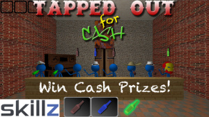 IOS限免、限時免費軟體app遊戲_Tapped Out for Cash 1