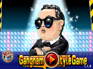 iOS限免、限時免費軟體app遊戲-Game for Gangnam Style HD 1
