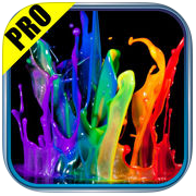 Splish Splash Color Backgrounds Pro