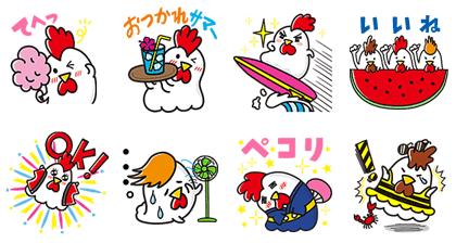 20160722 line stickers (2)