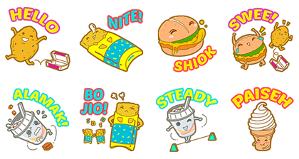 20160705 free line stickers (12)
