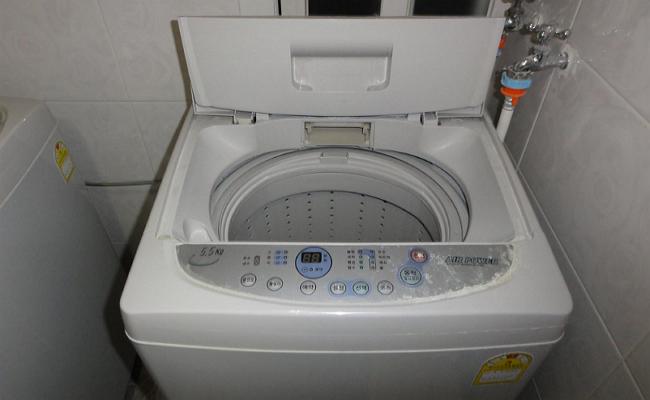 2017 洗衣機維修 直立式洗衣機#9