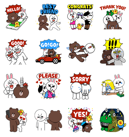 20160712 free line stickers (19)