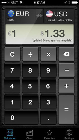 Currency Converter HD-1