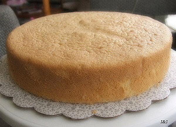 1017 蛋糕 法式海綿蛋糕