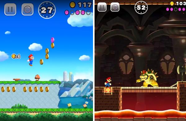 160908 SuperMarioRun, iOS app, game, iPhone 7 (4)