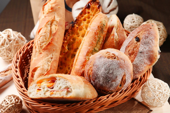 1026 歐式麵包 (硬式麵包)