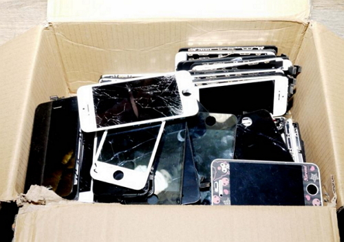 iPhone破片回收 (2)