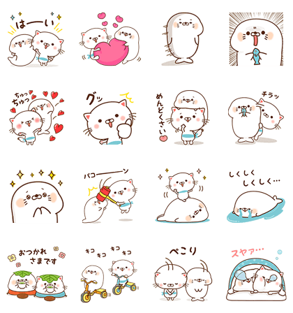 20170411 free line stickers (12)